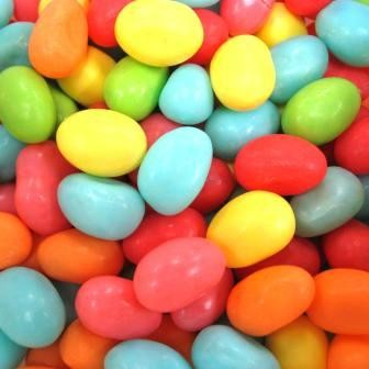 Jelly Beans - Sour-Half Nuts-Half Nuts