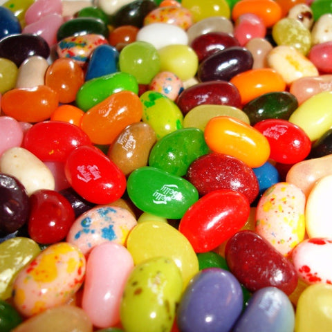 Jelly Belly Beans - Assorted Mix-Half Nuts-Half Nuts
