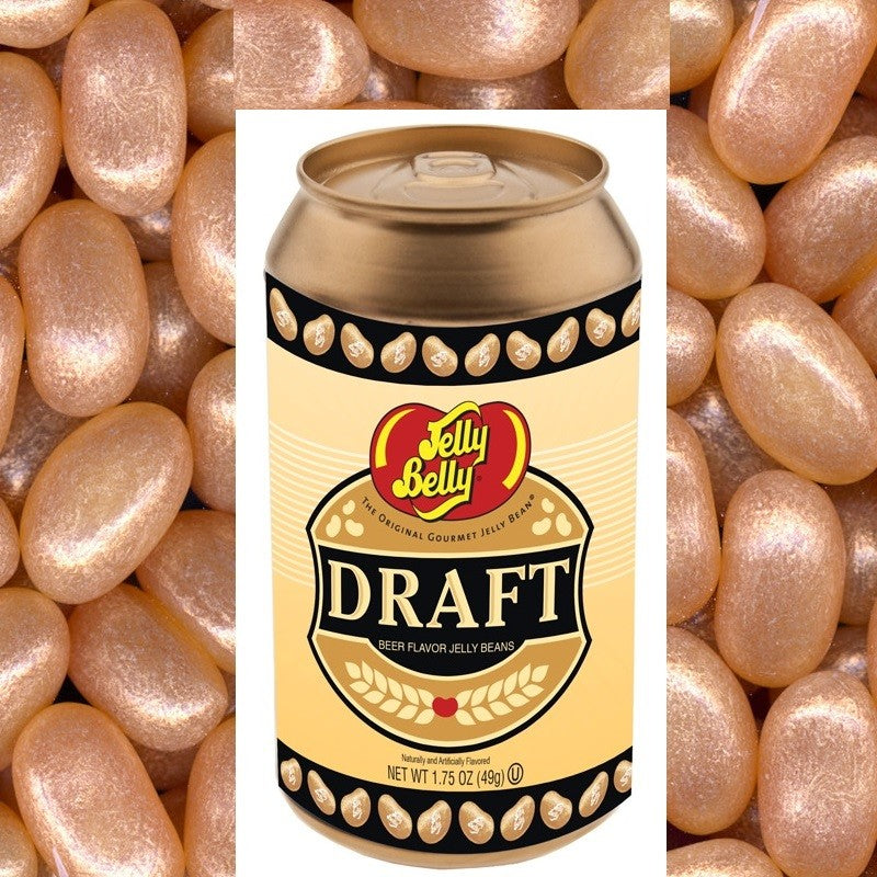 Jelly Belly Draft Beer Can