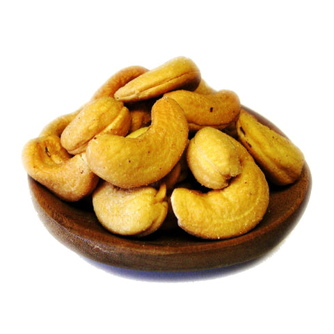 Jumbo Cashews - Roasted, Salted-Manufacturer-Half Nuts