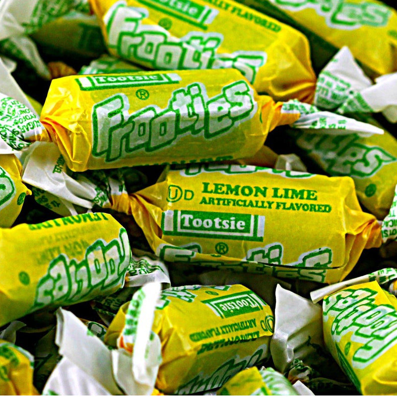 Frooties - Lemon Lime-Manufacturer-Half Nuts