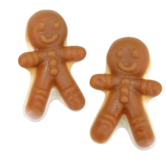 Gummi Gingerbread Men-Half Nuts-Half Nuts