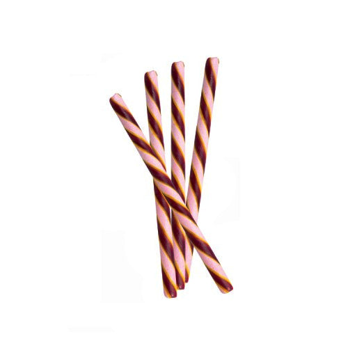 Candy Stick - All Natural Cranberry - Half Nuts