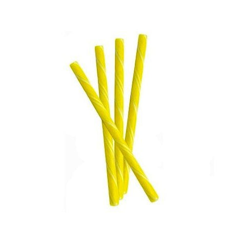Circus Hard Candy Stick - All Natural Lemon - Half Nuts