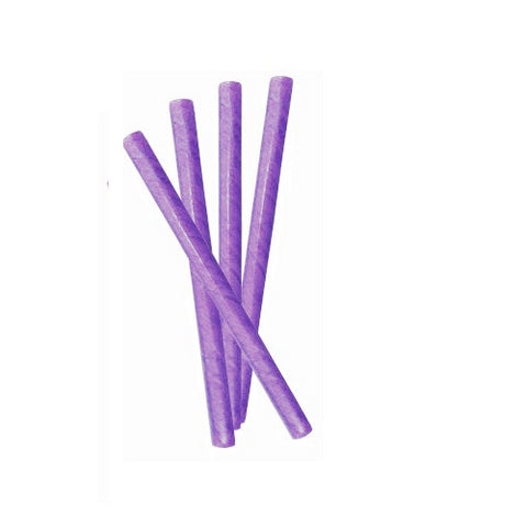 Circus Hard Candy Stick - Violet Triple Berry - Half Nuts