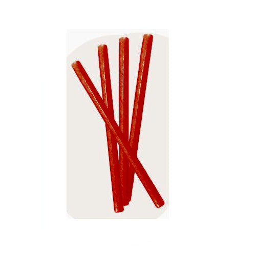 Circus Hard Candy Stick - Red Candy Apple - Half Nuts