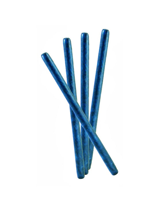 Circus Hard Candy Stick - Navy Wild Blueberry - Half Nuts