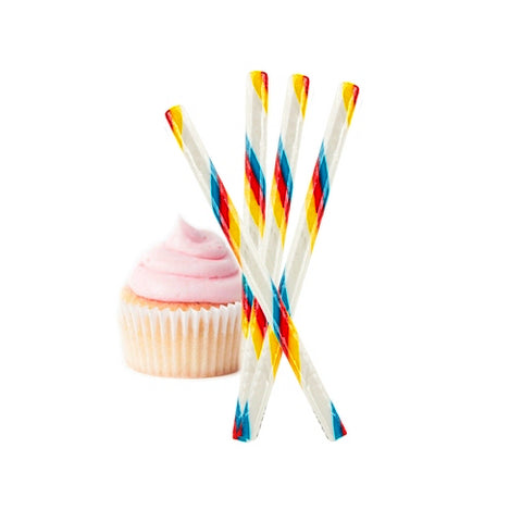 Circus Hard Candy Stick Cake Frosting