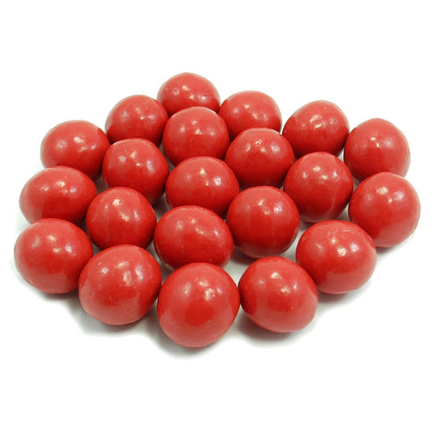 Chocolate Malt Balls - Red