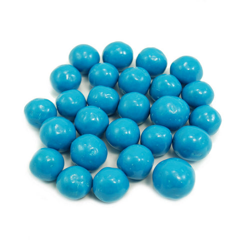 Chocolate Malt Balls - Blue - Half Nuts