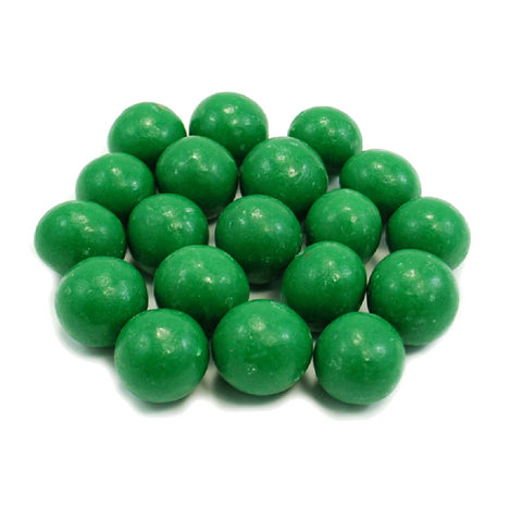 Chocolate Malt Balls - Green