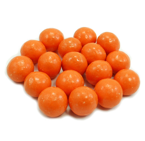 Chocolate Malt Balls - Orange