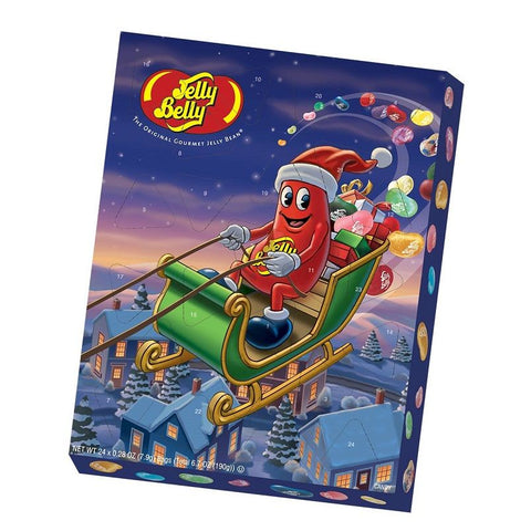 Jelly Belly Count-Down to Christmas Advent Calendar
