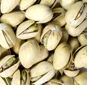 Natural Pistachios in the Shell-Manufacturer-Half Nuts