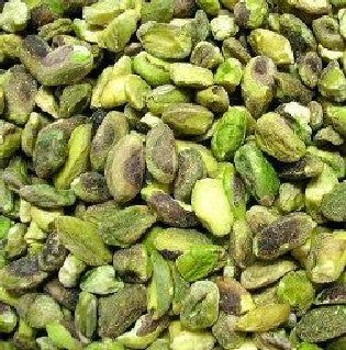 Shelled Pistachios - Raw, Unsalted-Manufacturer-Half Nuts