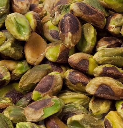 Shelled Pistachios - Roasted, Salted-Manufacturer-Half Nuts