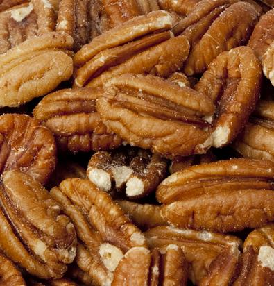 Pecans - Roasted, Salted-Manufacturer-Half Nuts