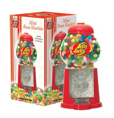 Jelly Belly Mini Bean Machine-Manufacturer-Half Nuts