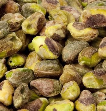 Shelled Pistachios - Roasted, Unsalted-Manufacturer-Half Nuts