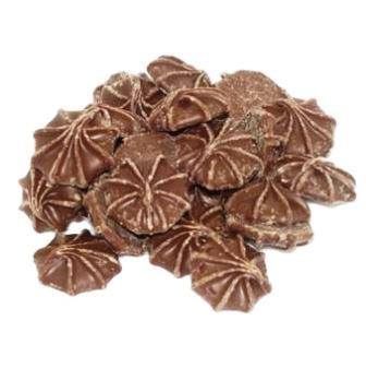 Milk Chocolate Stars-Manufacturer-Half Nuts