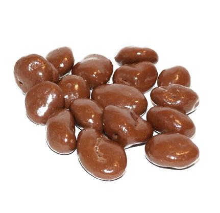 Sugar Free Milk Chocolate Covered Raisins-Manufacturer-Half Nuts
