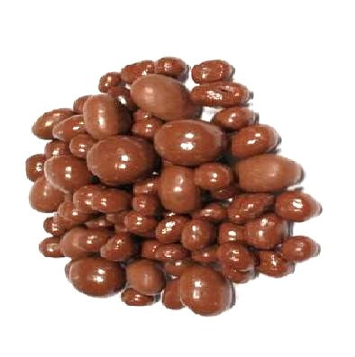 Sugar Free Milk Chocolate Bridge Mix-Manufacturer-Half Nuts