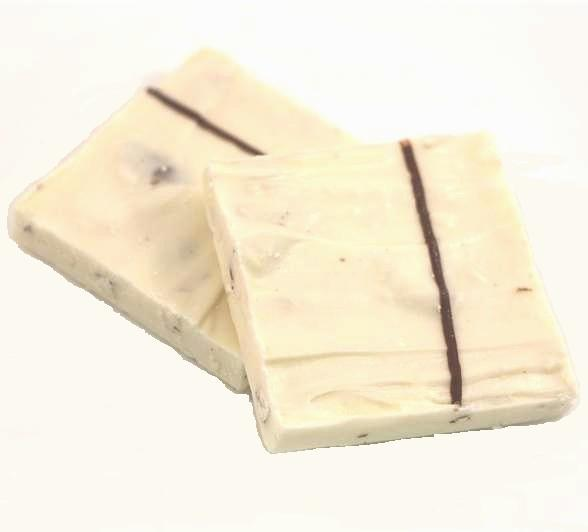 Sugar Free White Chocolate Almond Bark-Manufacturer-Half Nuts