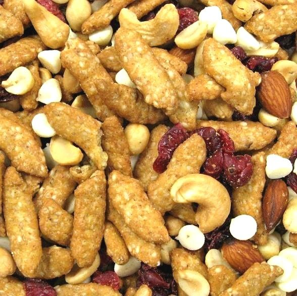White Mountain Trail Mix-Manufacturer-Half Nuts