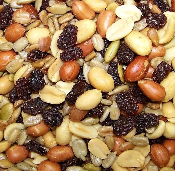 Student Trail Mix-Manufacturer-Half Nuts