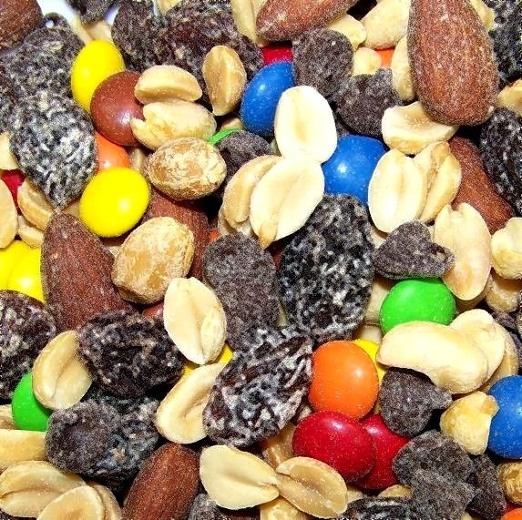 Confetti Mix - Half Nuts