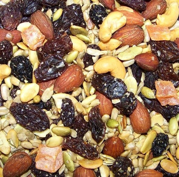 Healthy Diet Mix (No Salt) - Half Nuts