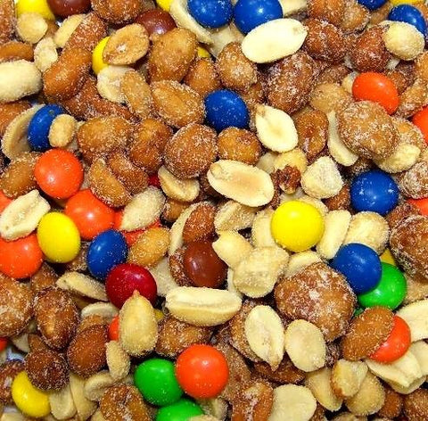Peanut Lover's Mix-Manufacturer-Half Nuts