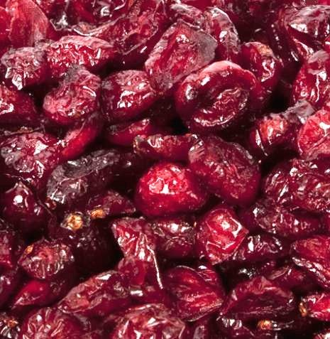 Dried Cranberries (Craisins) - Half Nuts