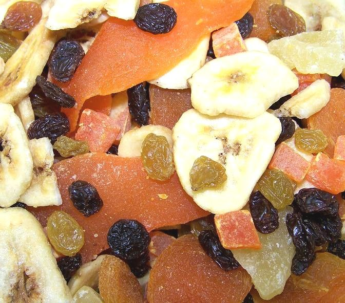 Dried Fruit Mix - Half Nuts
