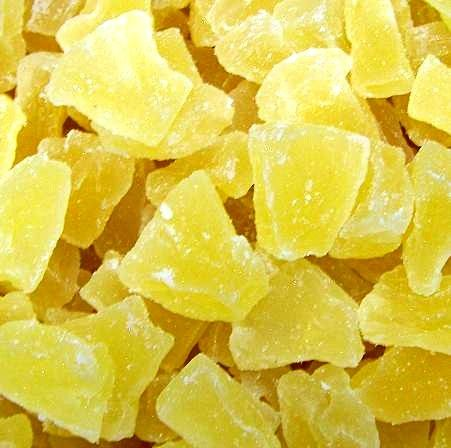 Dried Pineapple Wedges-Manufacturer-Half Nuts