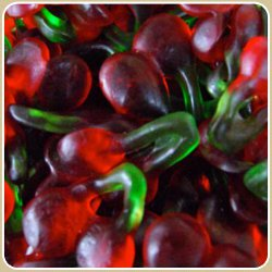 Gummi Cherries