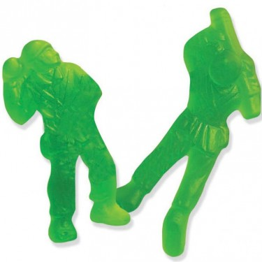 Gummi Army Men