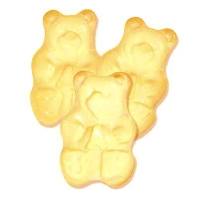Gummi Bears - Poppin' Pineapple-Manufacturer-Half Nuts
