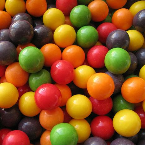 Mini Gobstoppers-Manufacturer-Half Nuts