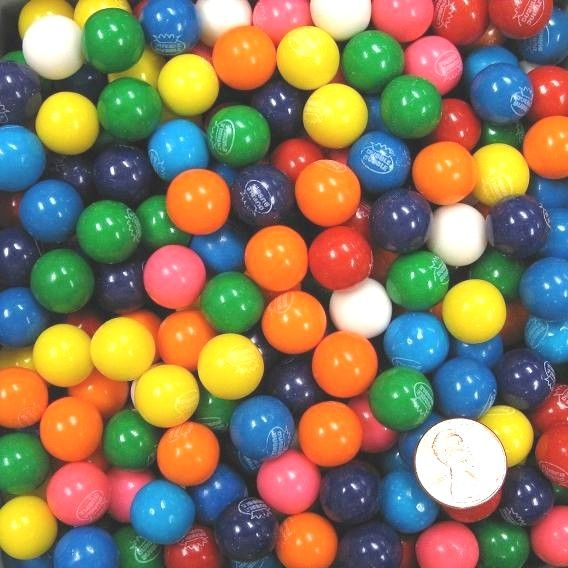 Gumballs - Small-Manufacturer-Half Nuts