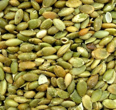 Pepitas - Roasted and Salted-Manufacturer-Half Nuts