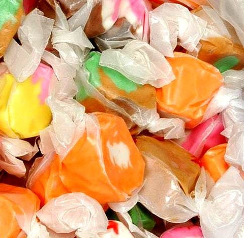 Salt Water Taffy - Assorted-Manufacturer-Half Nuts