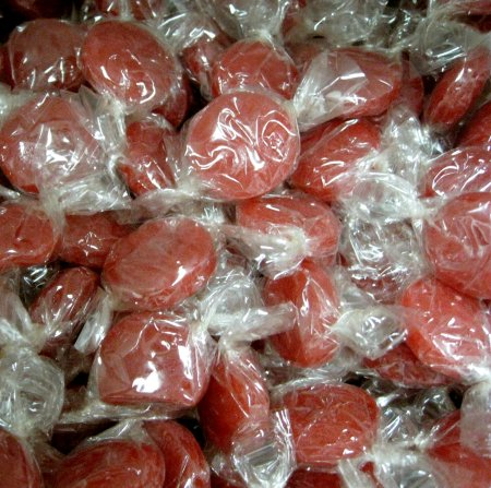 Candy Buttons - Pomegranate-Manufacturer-Half Nuts