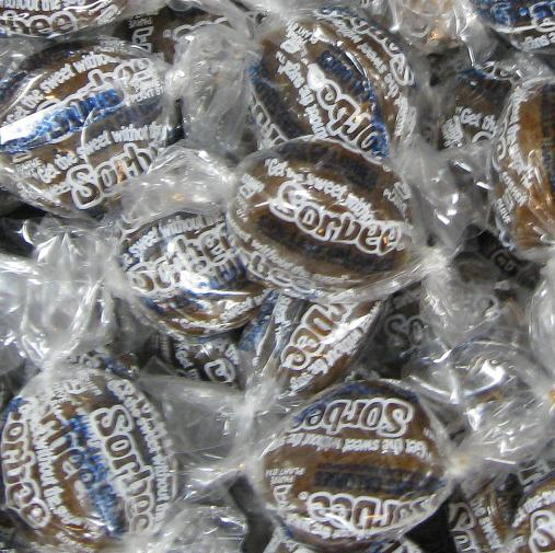 Sugar Free Sorbee Candy Buttons - Coffee-Manufacturer-Half Nuts