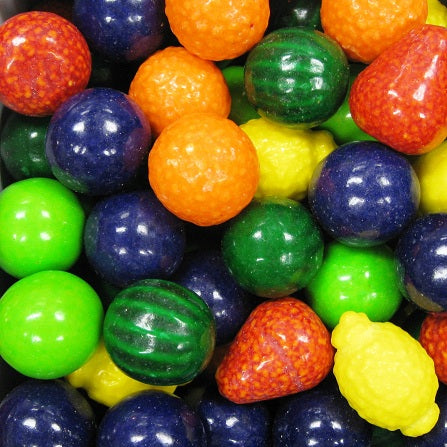 Gumballs - Seedlings Gum-Manufacturer-Half Nuts
