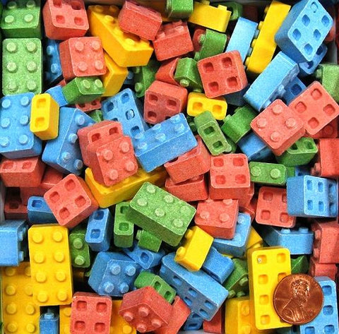 Candy Blox - LEGO style candy blocks-Manufacturer-Half Nuts