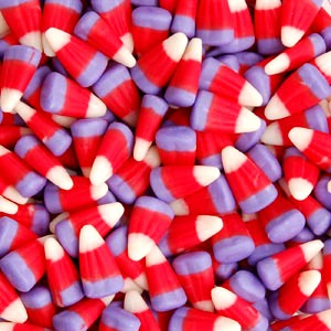 Candy Corn - Raspberry-Manufacturer-Half Nuts