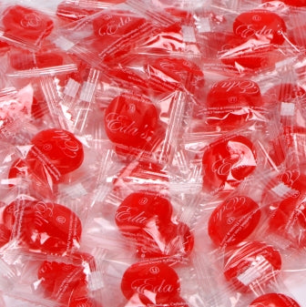 Eda's Sugar Free Candy - Strawberry-Manufacturer-Half Nuts