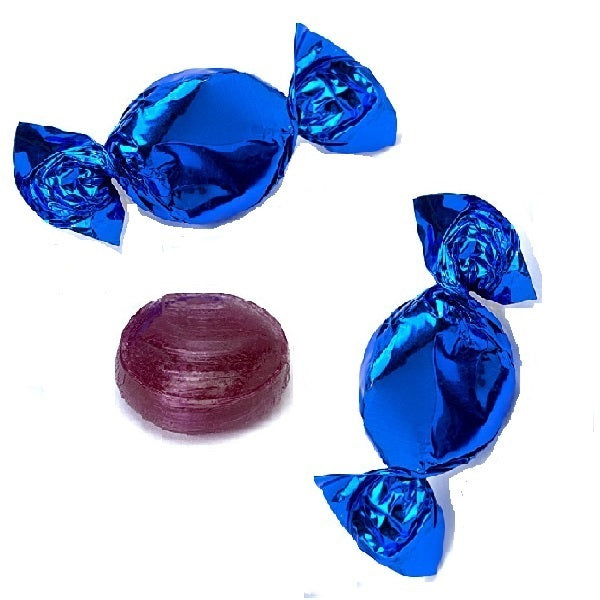 Fruit Flashers - Grape (Dark Blue) - Half Nuts