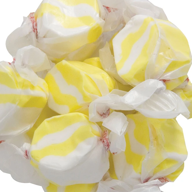 Taffy Town Buttered Popcorn Salt Water Taffy-Manufacturer-Half Nuts